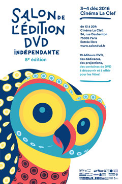 Salon DVD - 2016